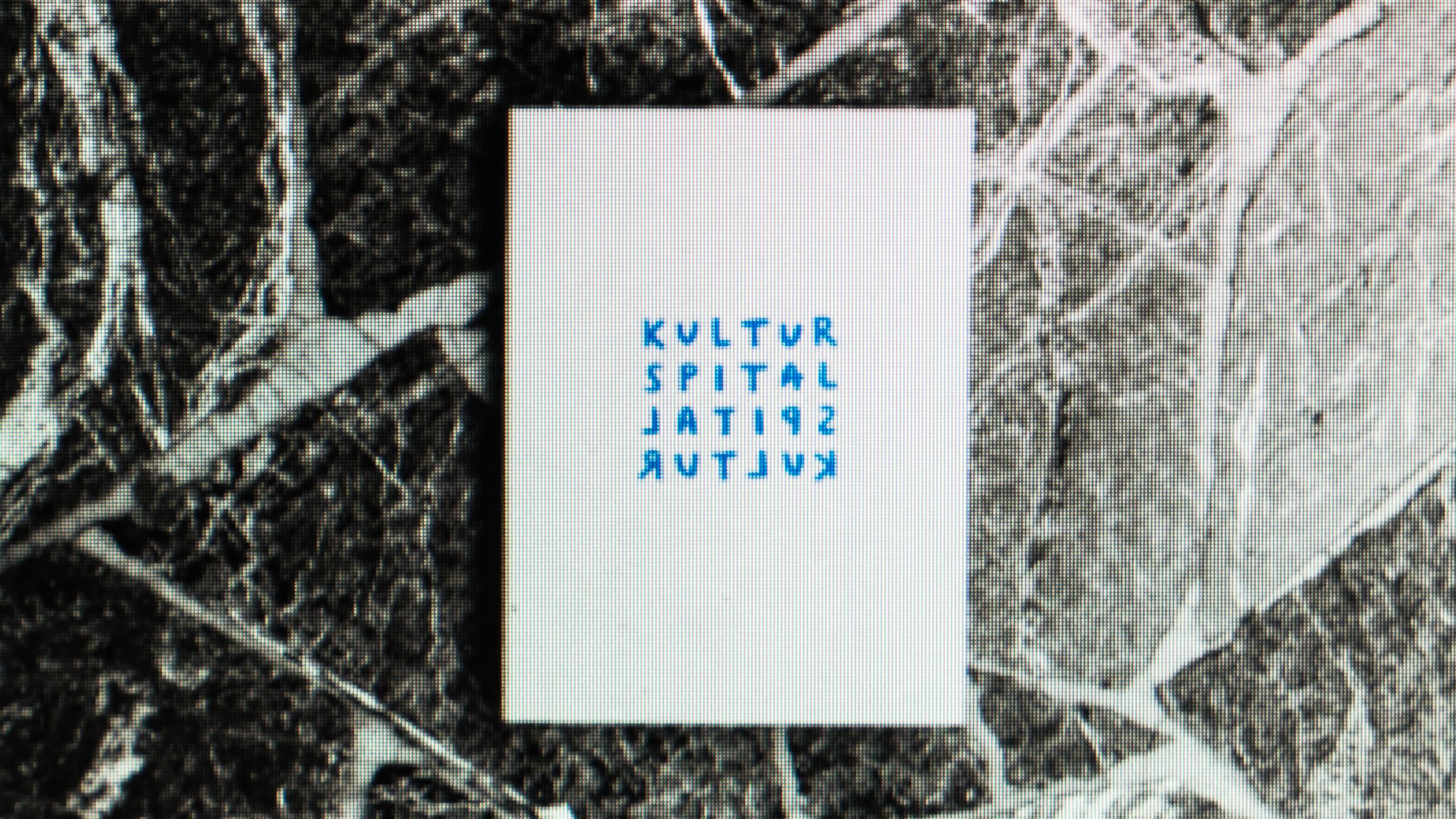 Photo of the website of Kulturspital