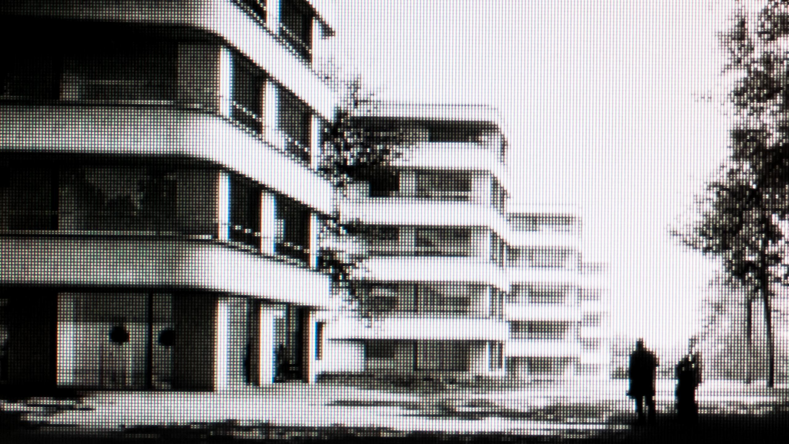 Photo of the Website of Fischer Architekten