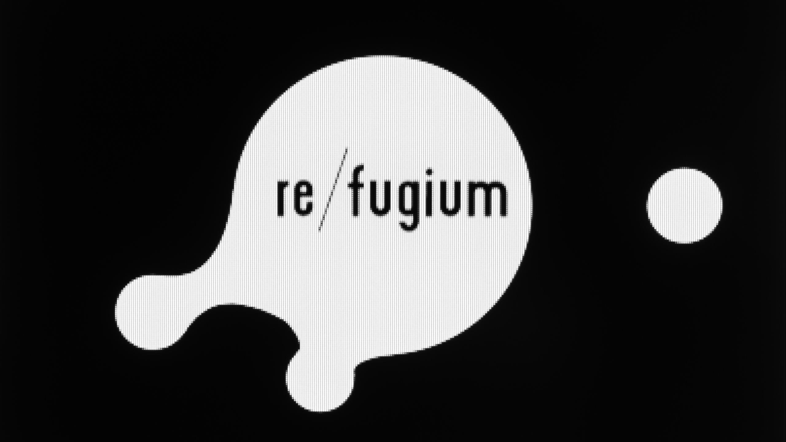Photo of the website of re/fugium